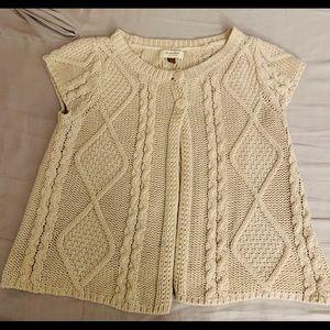 Women's Sonoma cap sleeve sweater